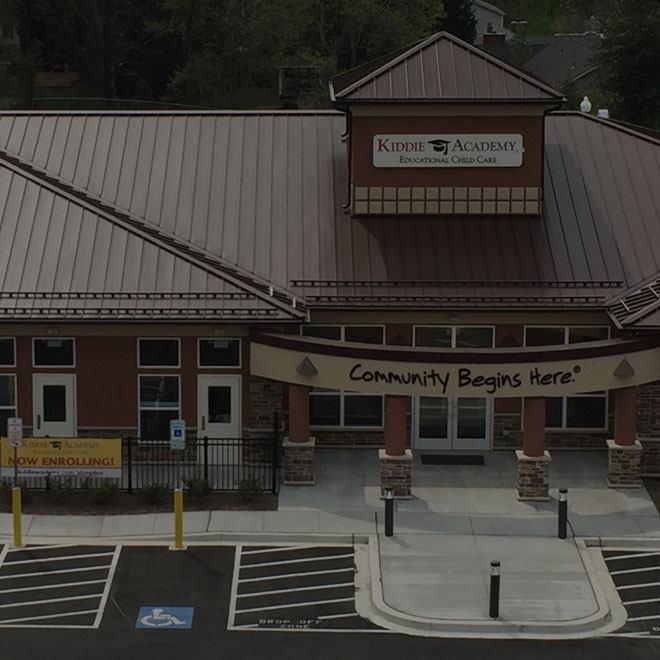 Kiddie Academy Location Data Management