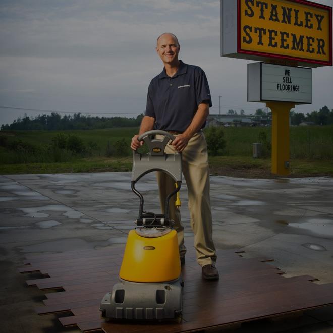 Stanley Steemer Location Data Management