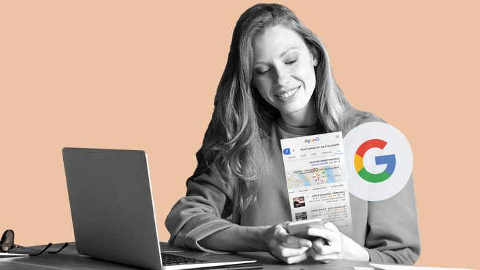 How search engines determine intent
