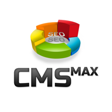 logo for digital agency CMS Max