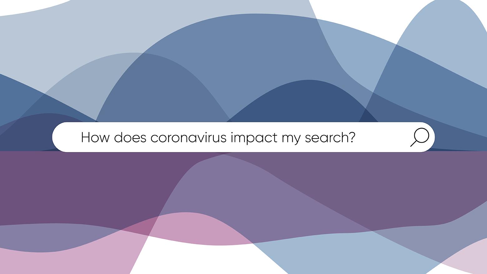 COVID-19 search behaviour